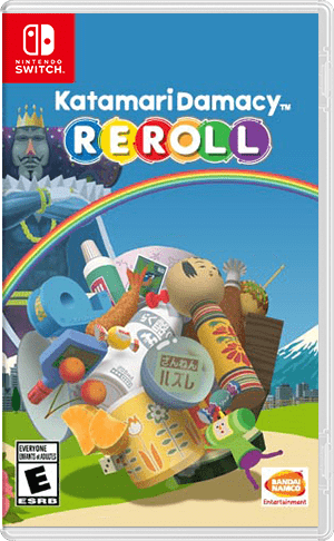 Katamari Damacy Reroll (Switch) Review 7