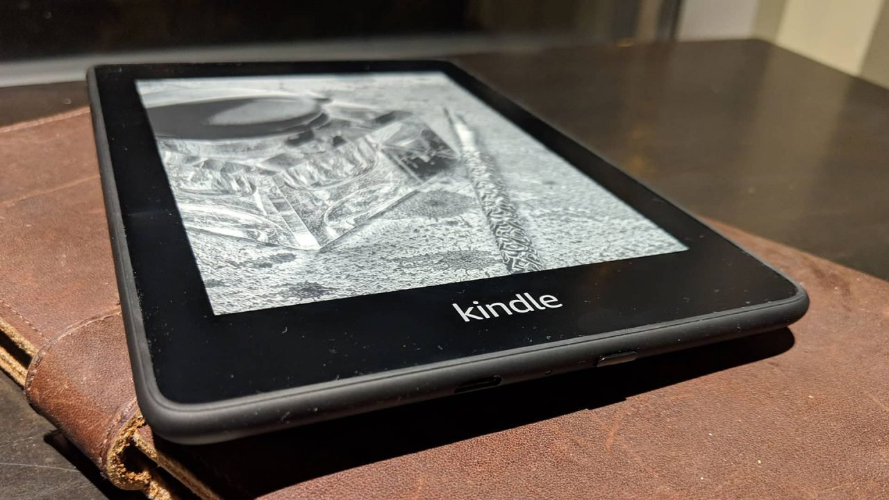 Kindle Paperwhite (2018) Review
