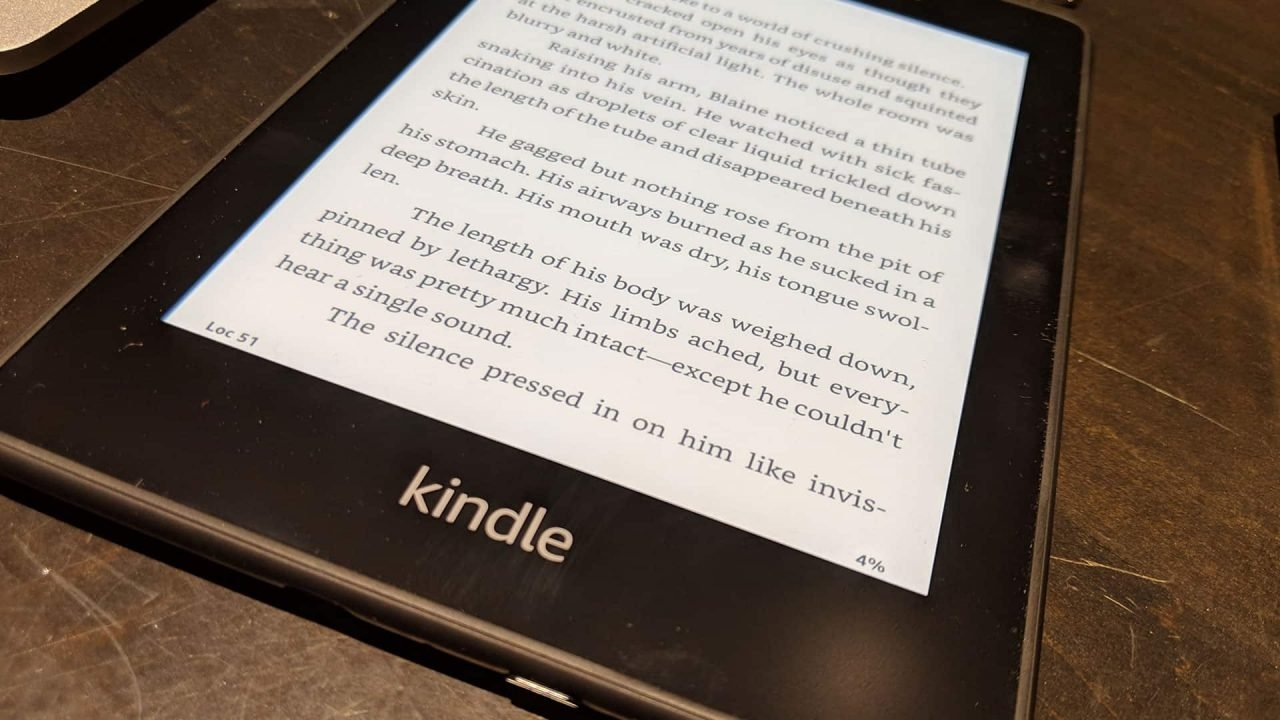 Kindle Paperwhite (2018) Review 1