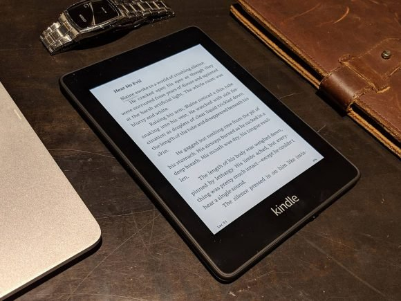 Kindle Paperwhite (2018) Review 2