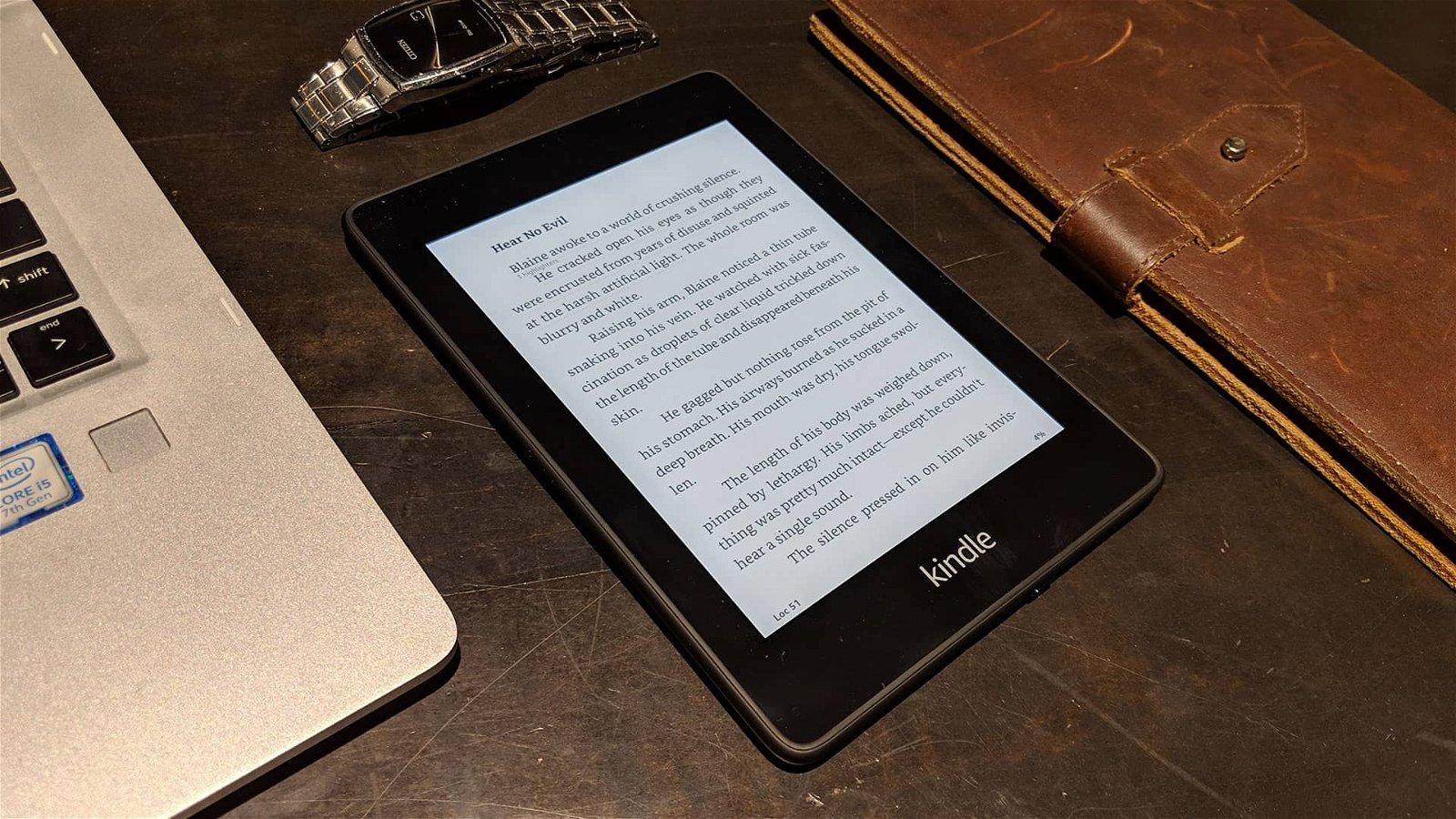 Kindle Paperwhite (2018) Review 4
