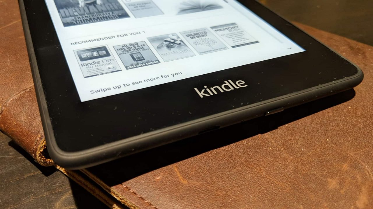 Kindle Paperwhite (2018) Review 5