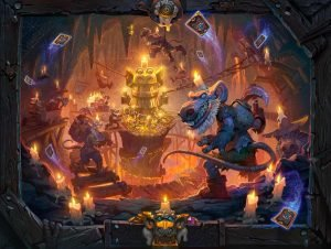 Long-Lost Treasures Await Hearthstone® Players in Kobolds & Catacombs™