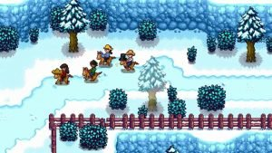 Multiplayer Finally Coming to Stardew Valley on Switch