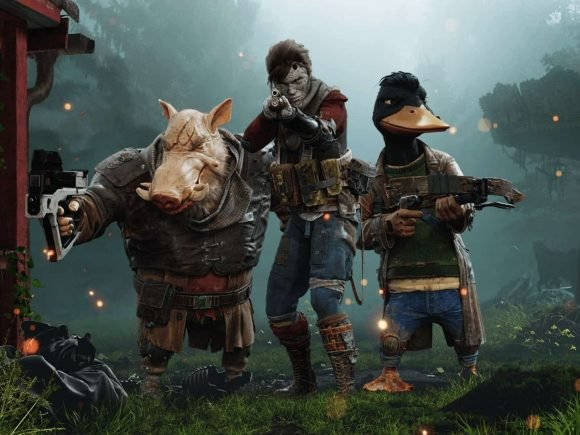 Mutant Year Zero: Road to Eden (PS4) Review