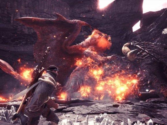 New Monster Hunter: World Trailer Introduces Elder Dragons, Plus DLC Details and Final Beta!