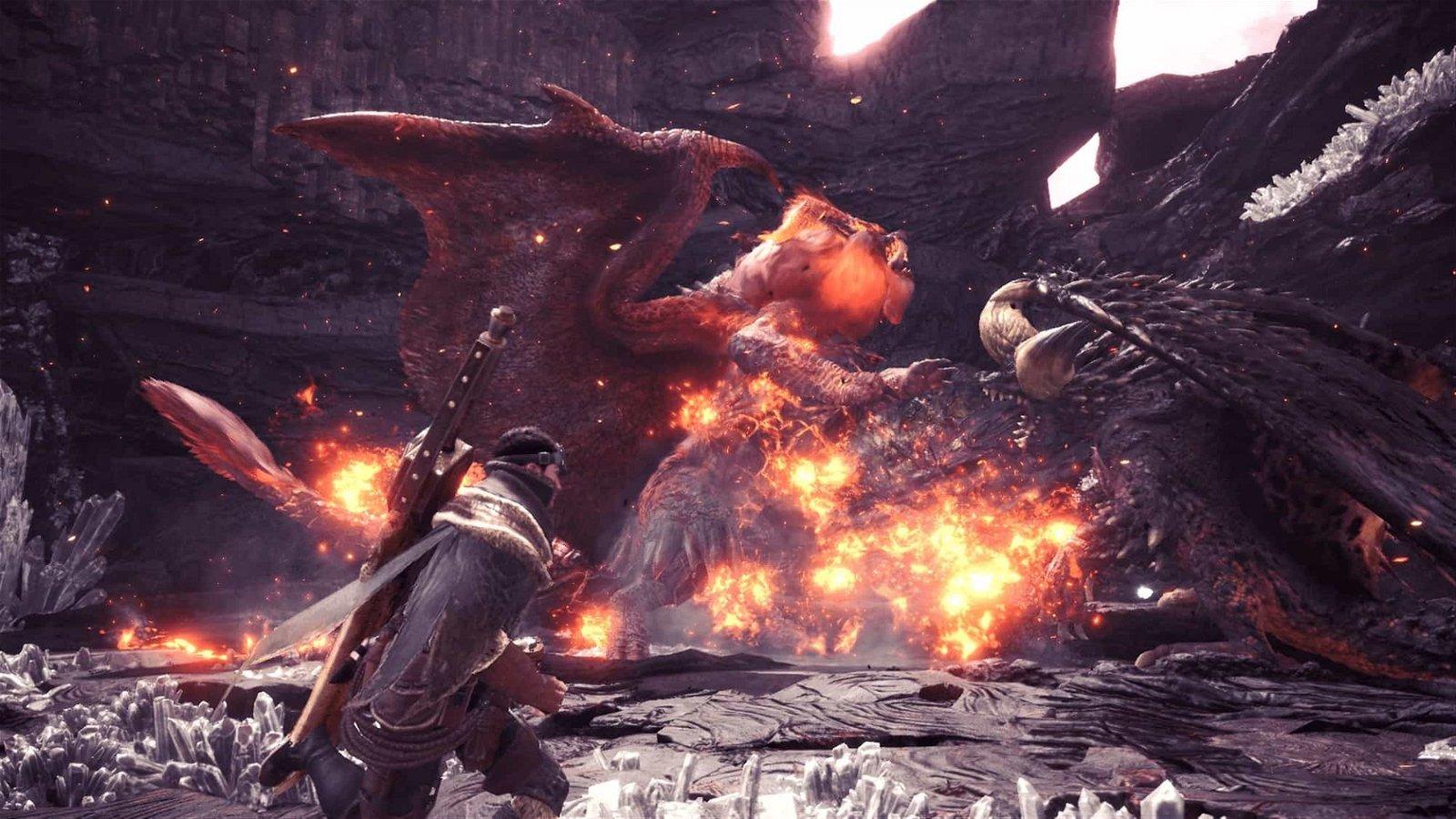 New Monster Hunter: World Trailer Introduces Elder Dragons