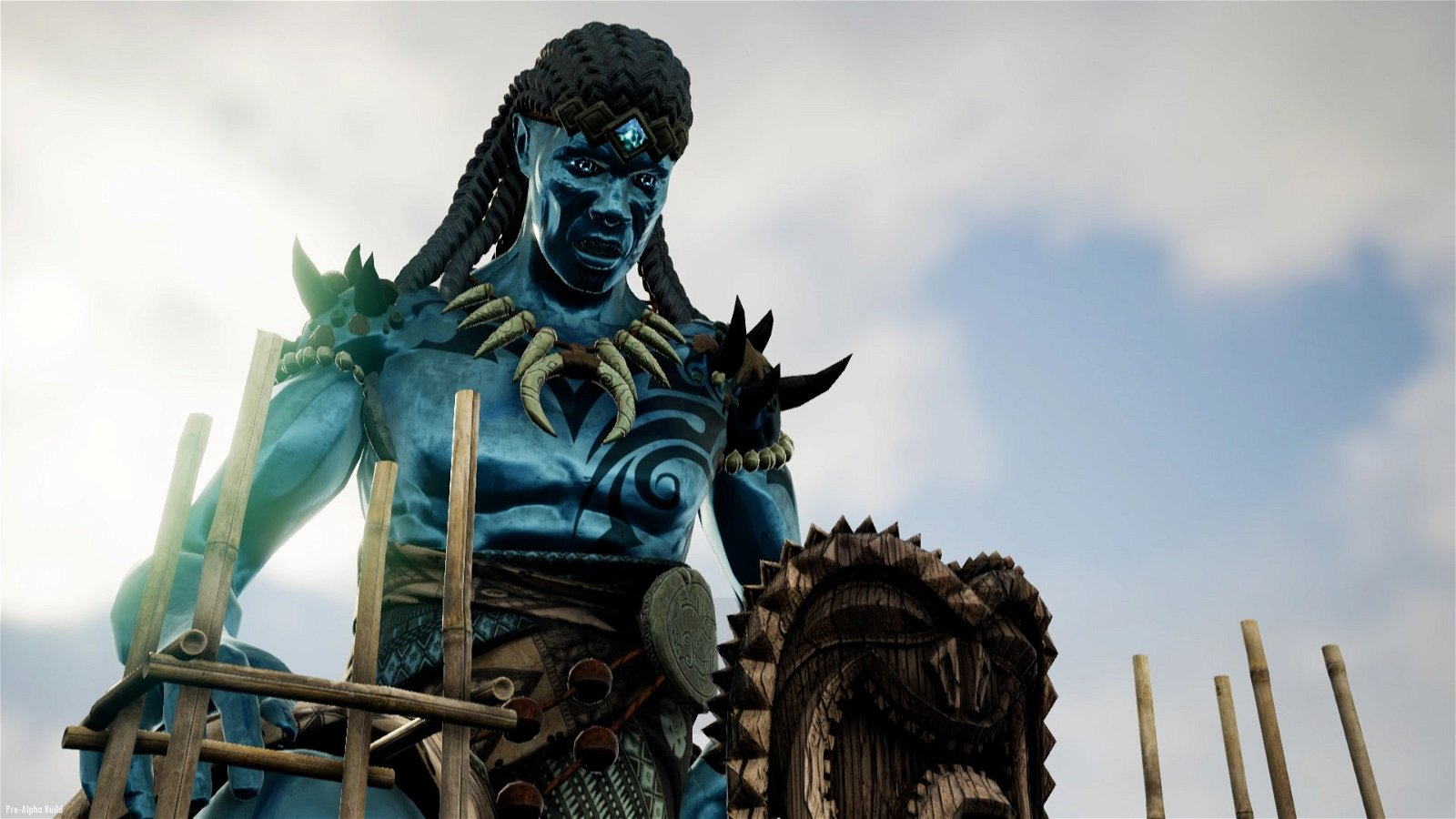 Nightmarchers Reveals the Shark Akua - Kamohoali'i the Shark God