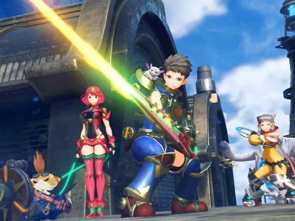 Nintendo Spotlights Xenoblade Chronicles 2 Before Its Launch on Dec. 1