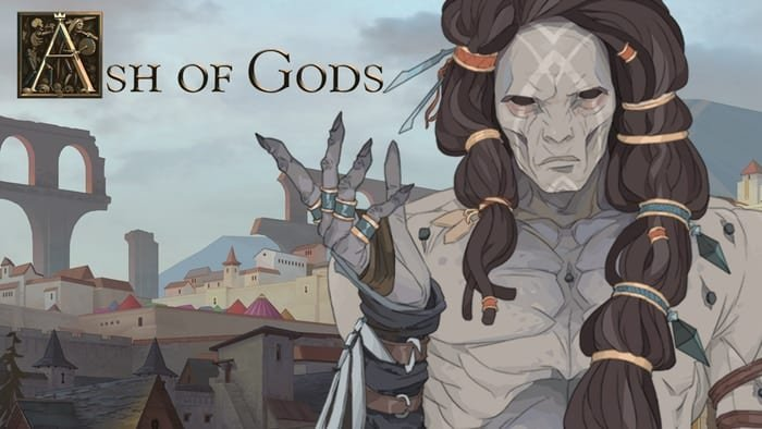 PREPARE FOR A TREAT FOR ALL YOUR SENSES WITH ASH OF GODS - STORYTELLING TACTICAL RPG SET FOR 2018 RELEASE