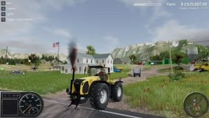 Professional Farmer – American Dream Release for PC and Console