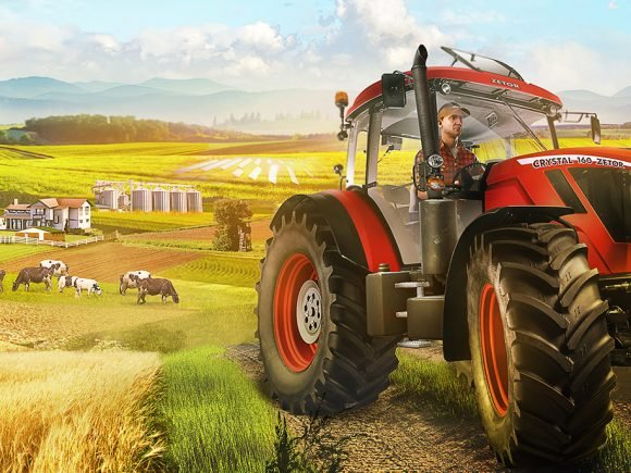 Pure Farming 2018 Mod support available day one for PC