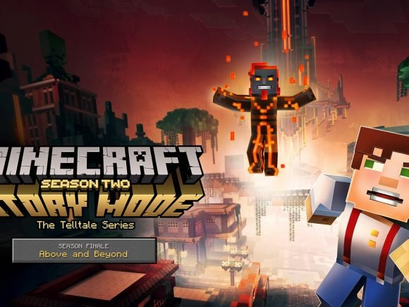 Season Finale Trailer for 'Minecraft: Story Mode Premieres on December 19