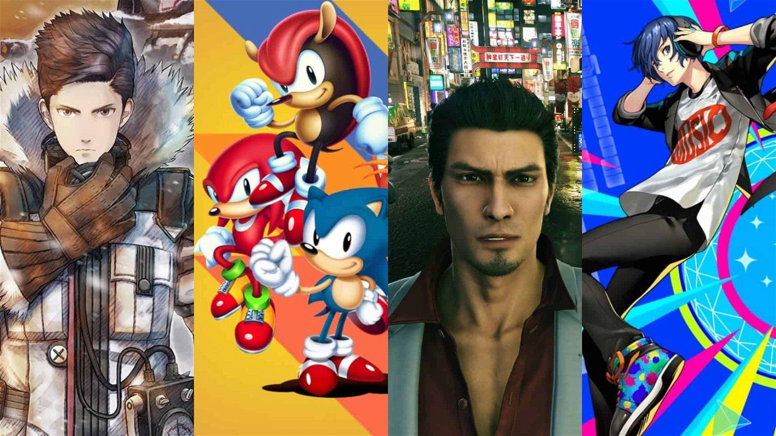 Sega Holiday Gift Guide 2018 6