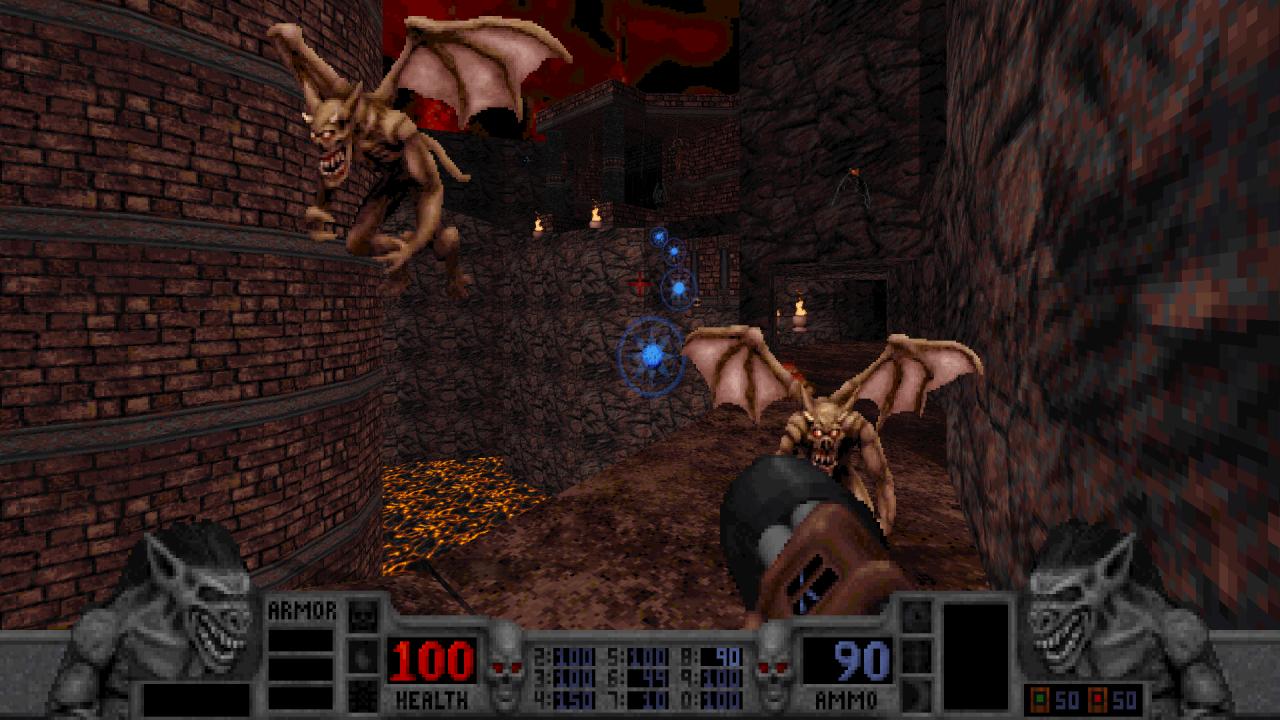 Atari Reviving Classic 90's Shooter Blood 4