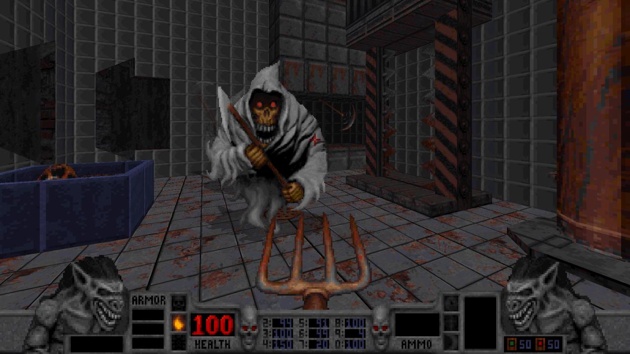 Atari Reviving Classic 90's Shooter Blood 1