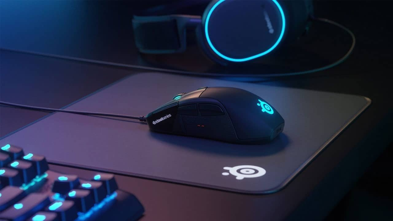 SteelSeries Rival 710 Review 2