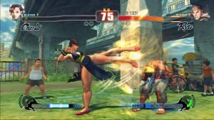 Street Fighter IV: Champion Edition  Headed To Android