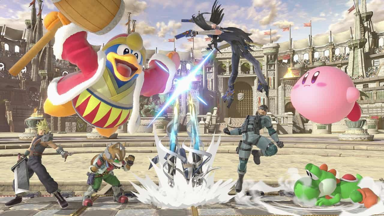 Super Smash Bros Ultimate (Switch) Review 2