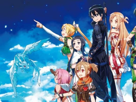 SWORD ART ONLINE: Hollow Realization Deluxe Edition is Coming to PC via Steam™ on October 27TH  With All Additional DLC