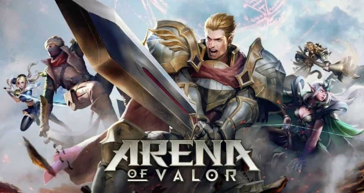 [Tencent] Highly Anticipated Mobile Game Arena Of Valor Pre-Reg Now Open