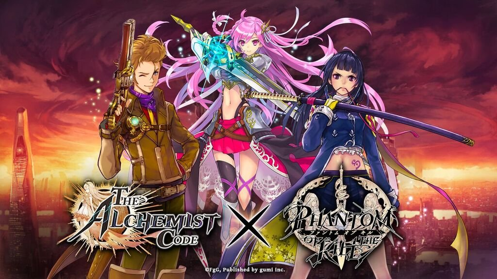 """The Alchemist Code"" and 'Phantom of the Kill"" Crossover Brings Serious  Girl Power"