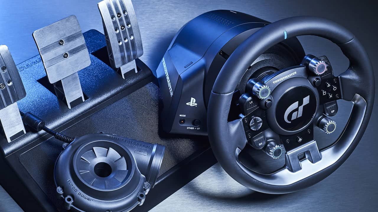 Thrustmaster TGT (Hardware) Review 3