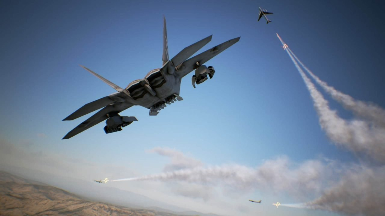 Ace Combat 7: Skies Unknown (Ps4) Review 2