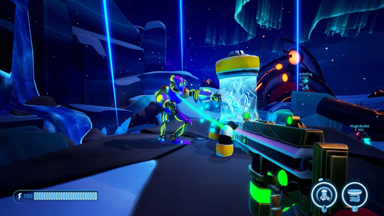 Aftercharge (Xbox One) Review 3