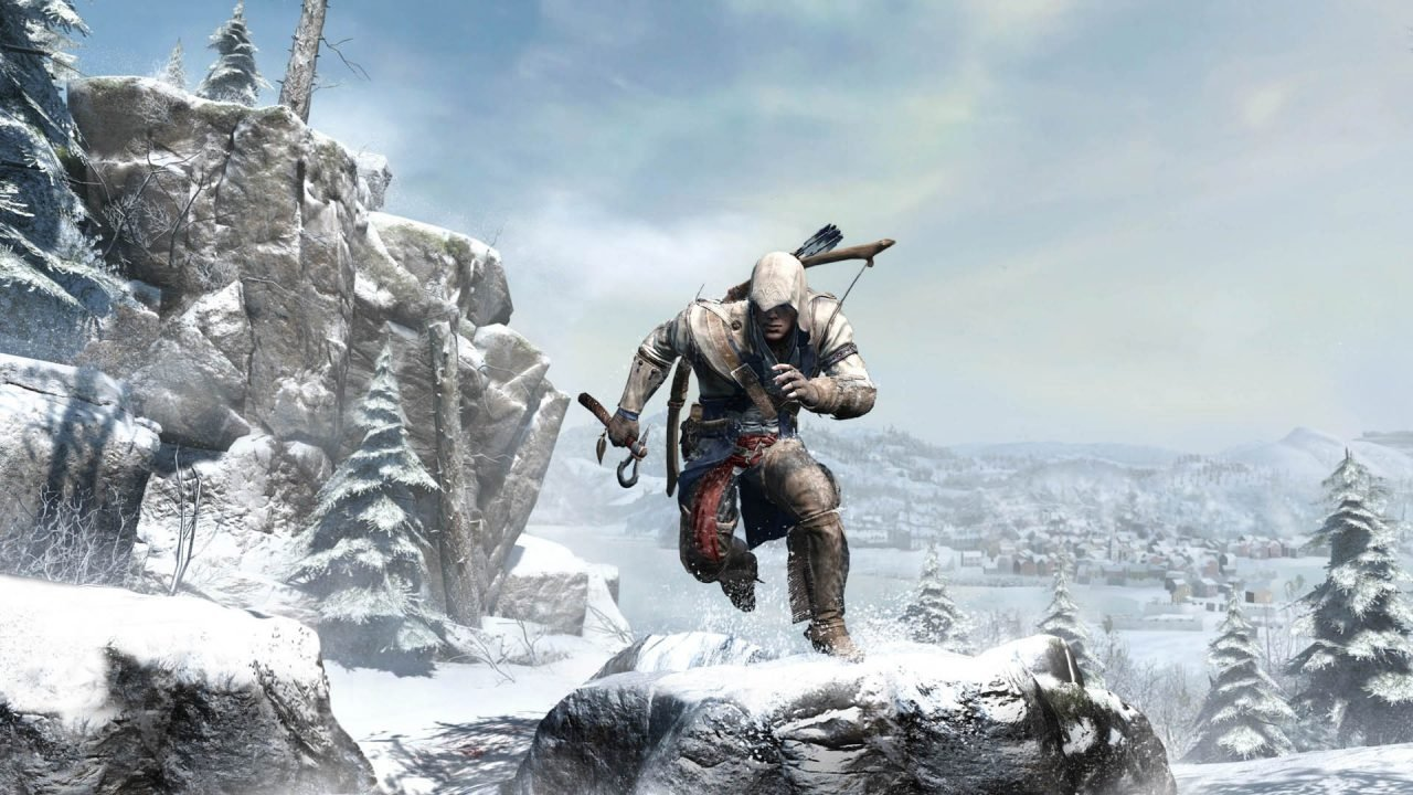 Assassin's Creed 3 Potentially Swinging its Way to the Nintendo Switch