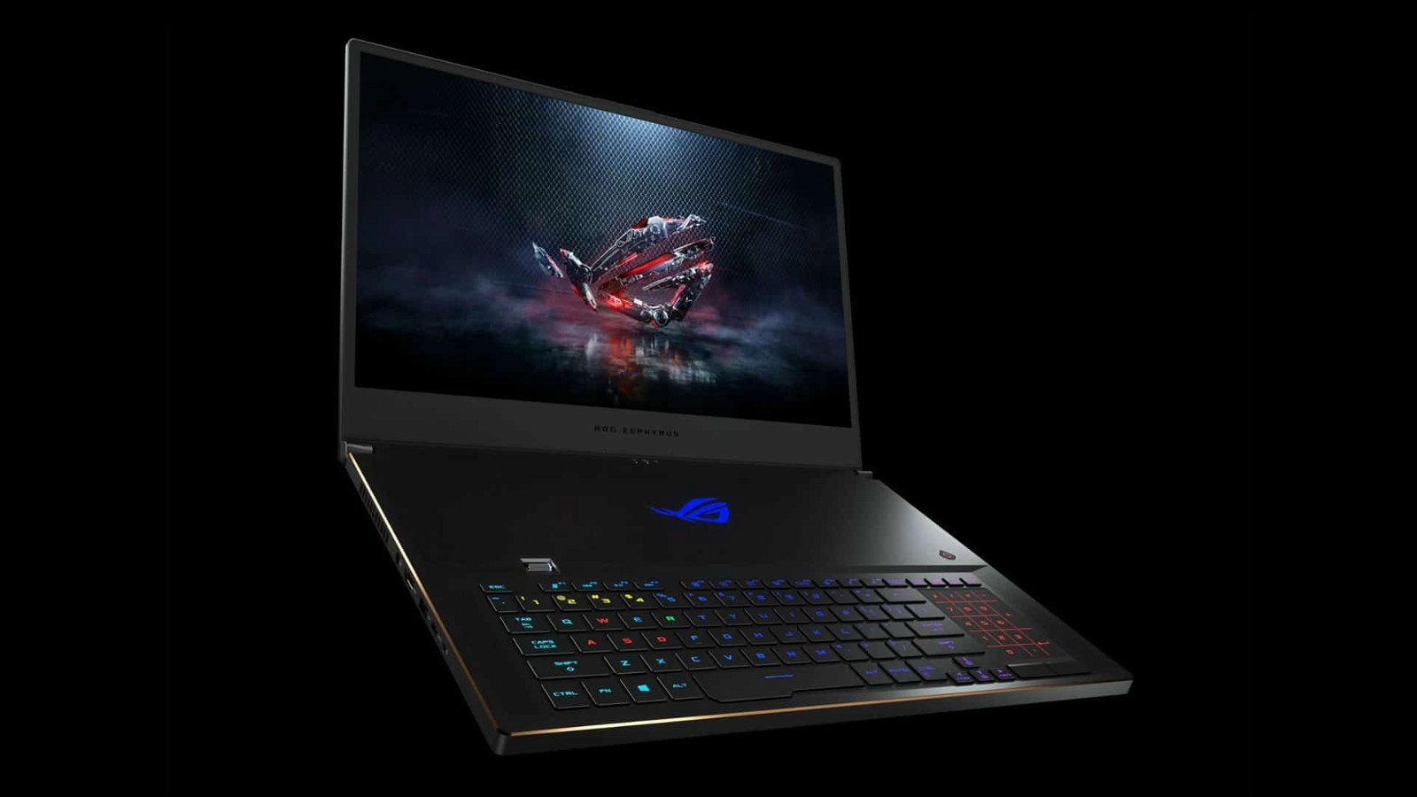 asus launches the rog zephyrus s gx701
