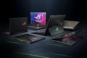 ASUS Republic of Gamers Showcases Latest Gaming Laptops at CES 2019