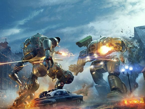 Battle Mechs and New Game Mode Coming to World of Tanks: Mercenaries