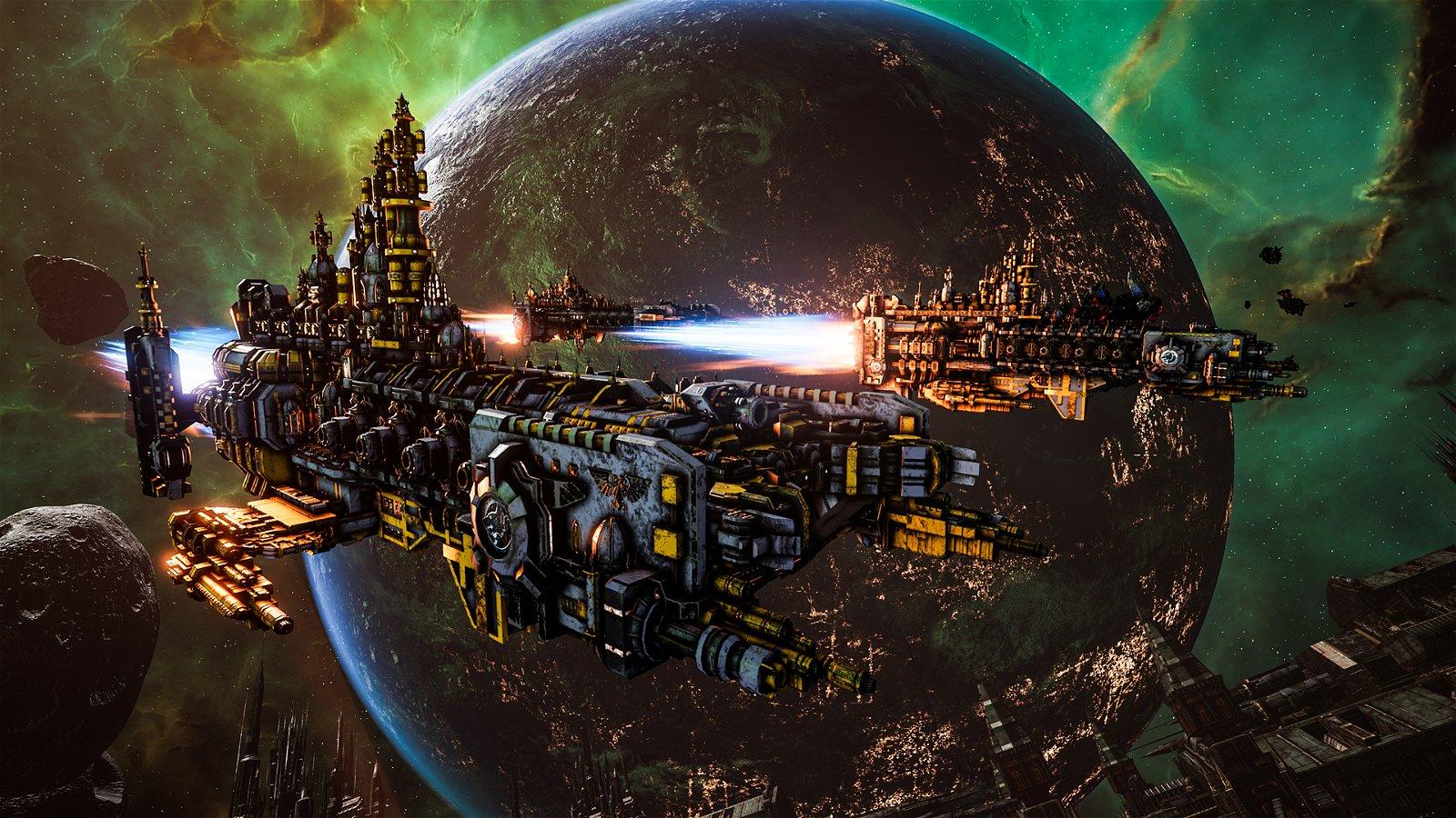 Battlefleet Gothic: Armada 2 (Pc) Review 2