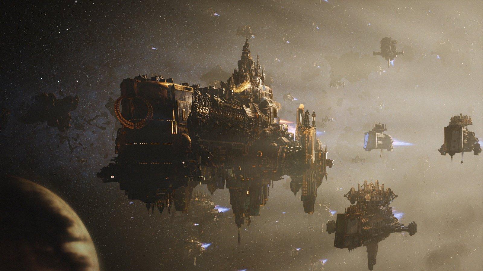 Battlefleet Gothic: Armada 2 (Pc) Review 3