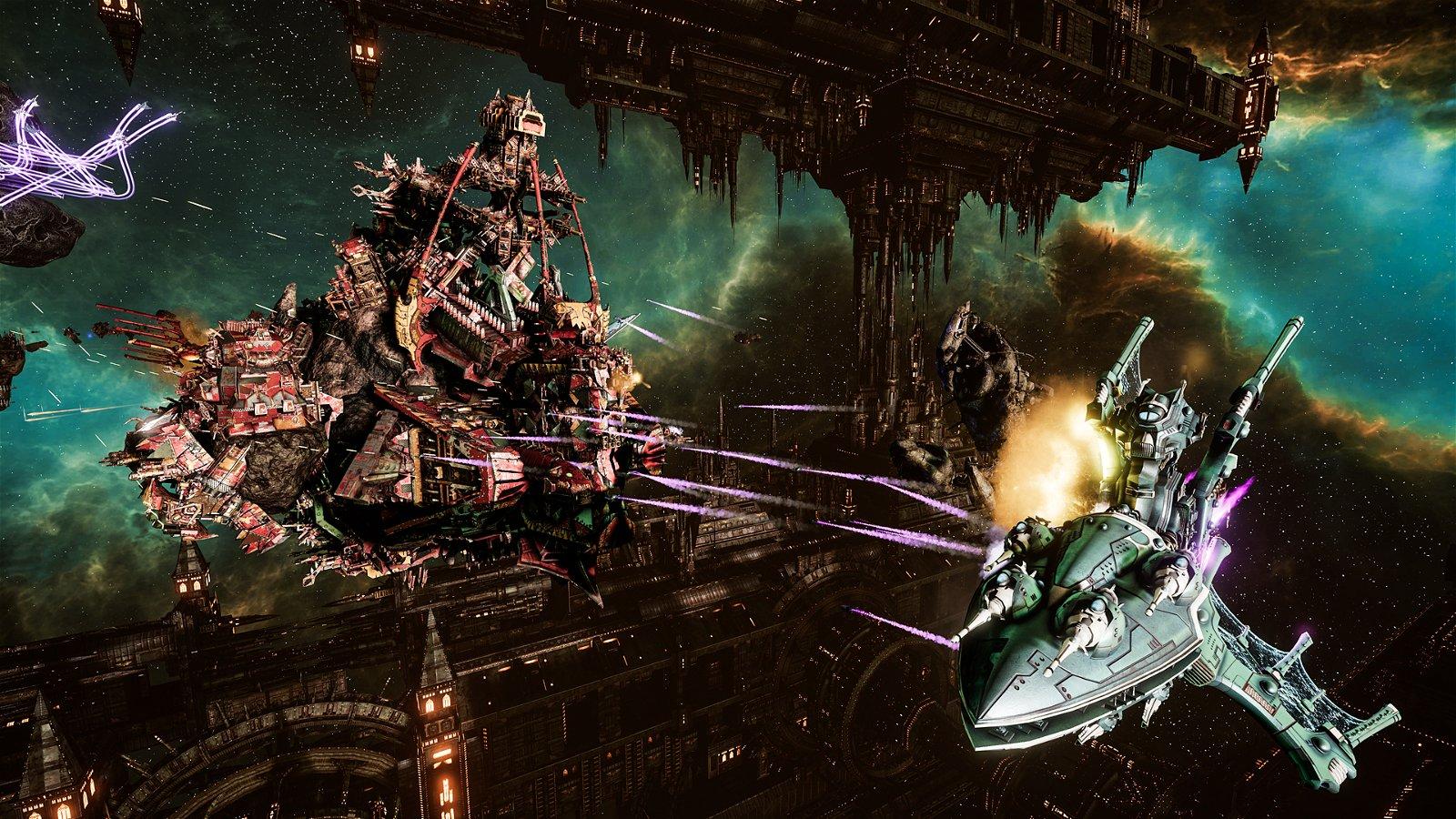 Battlefleet Gothic: Armada 2 (Pc) Review