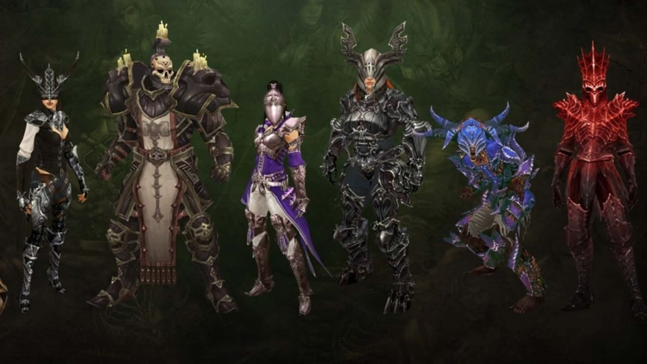 Diablo III Seasonal Update Brings New Cosmetic Items and Quality of Life Changes