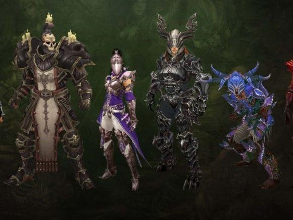 Diablo III Seasonal Update Brings New Cosmetic Items and Quality of Life Changes
