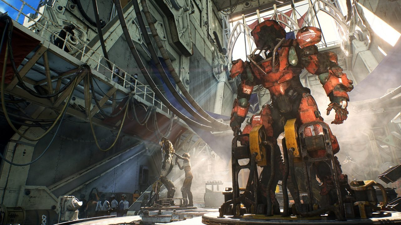 EA Assures that Anthem's Demo Still Suffers From Unresolved Issues