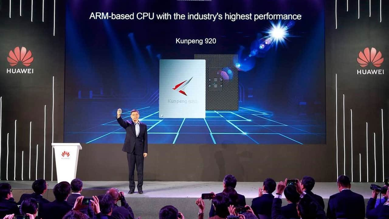Huawei Sets To Make Computers Faster Than Ever With New ARM-Based CPU 1
