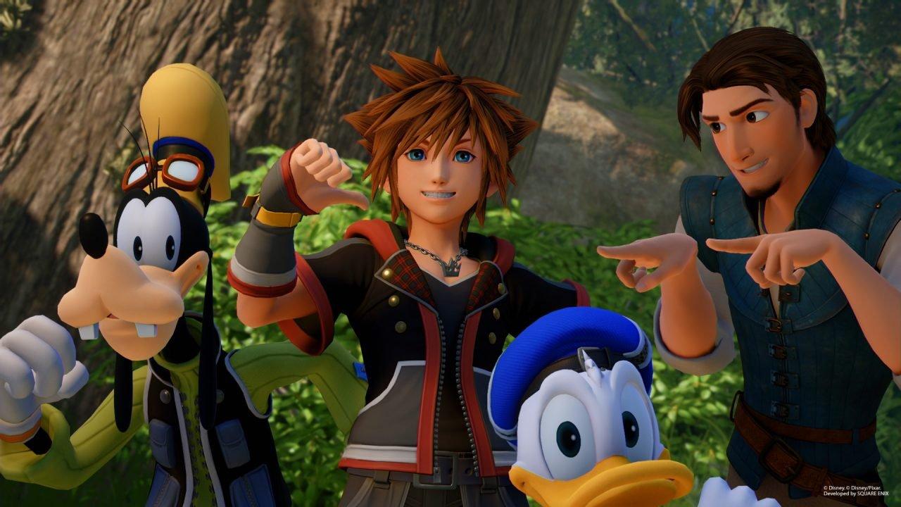 Kingdom Hearts 3 (PS4) Review in Progress