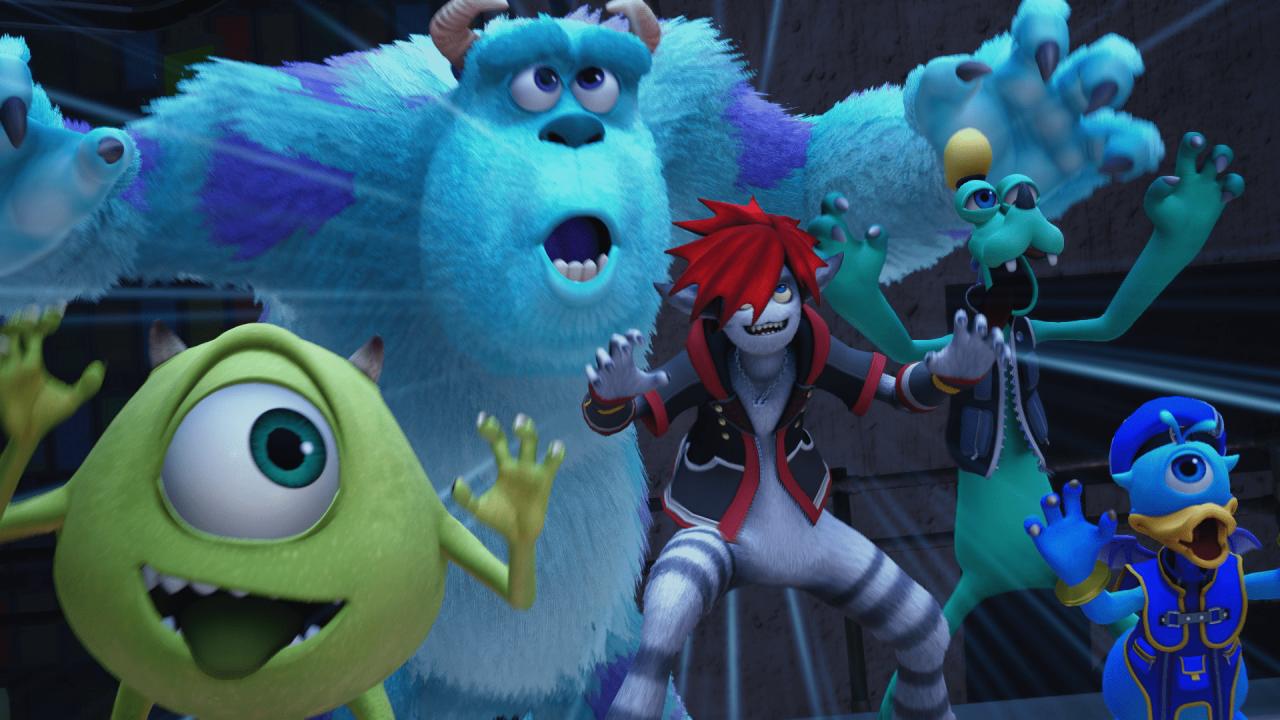 Kingdom Hearts Ii Donald Carnivalarts Iii (Ps4) Review In Progress 4