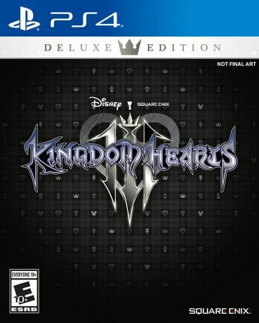 Kingdom Hearts III (PS4) Review in Progress