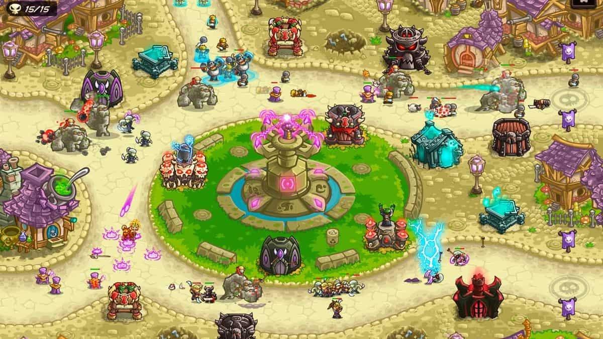 Kingdom Rush: Vengeance (Mobile) Review 1
