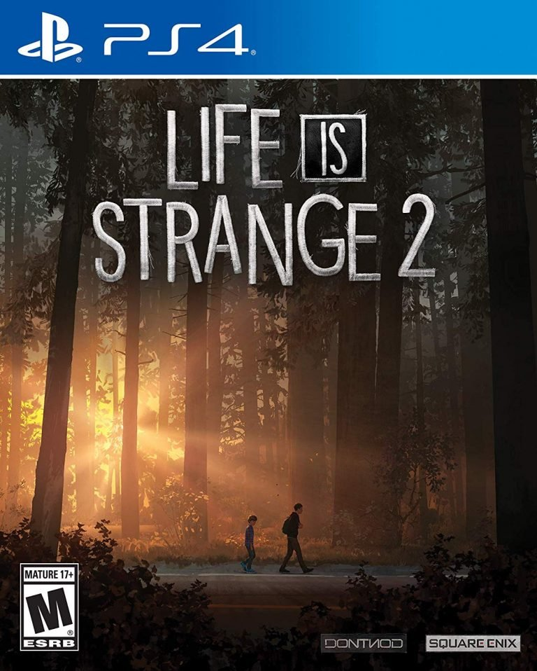 "Life is Strange 2, Episode Two: ""Rules"" (PS4) Review 4"