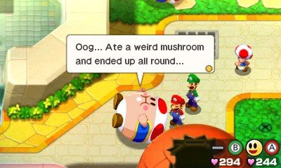 Mario and Luigi: Bowser's Inside Story + Bowser Jr's Journey (3DS) Review 6