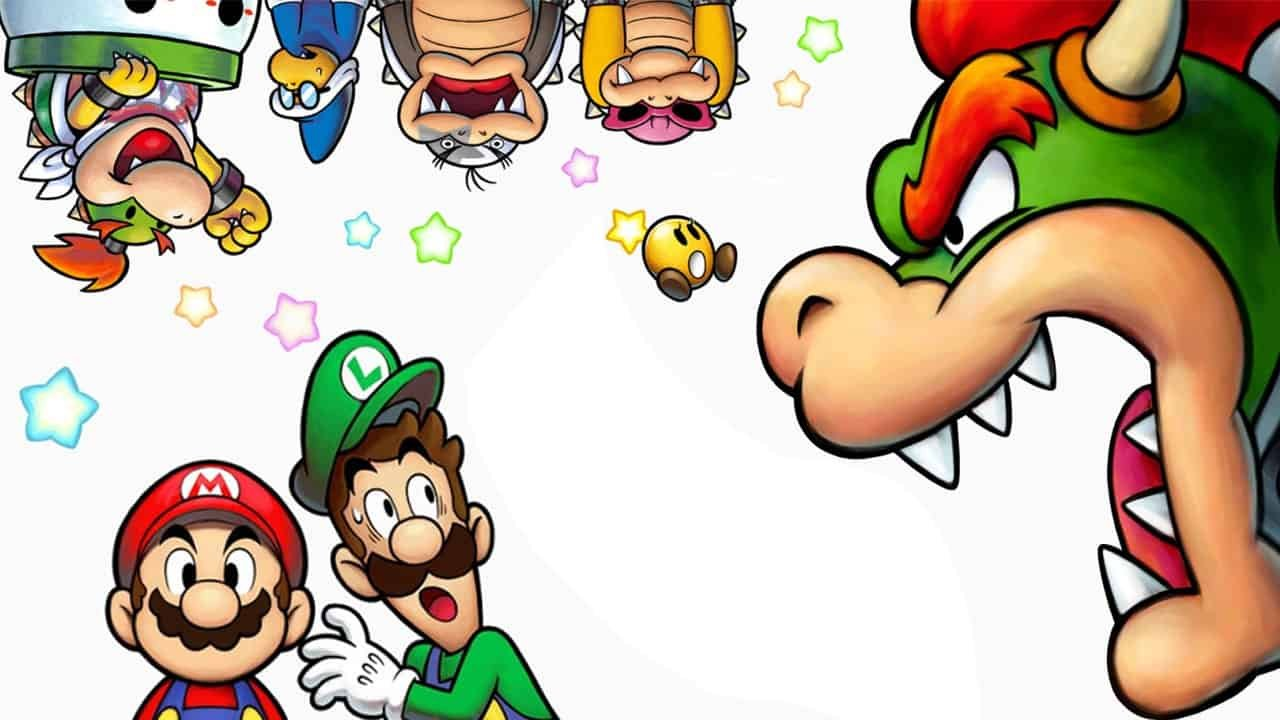 Mario and Luigi: Bowser's Inside Story + Bowser Jr's Journey (3DS) Review 1