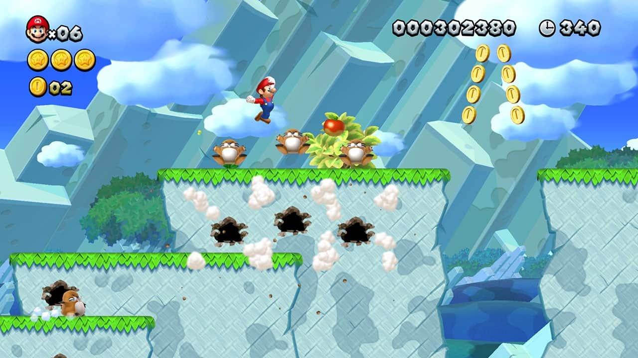 New Super Mario Bros. U Deluxe (Nintendo Switch) Review 1