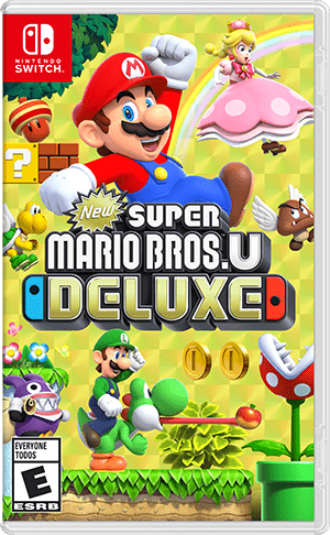 NEW Super Mario Bros. U Deluxe (Nintendo Switch) Review 4