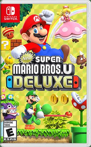 NEW Super Mario Bros. U Deluxe (Nintendo Switch) Review 5
